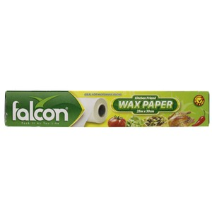 Falcon Wax Paper Size 25m x 30cm 1pc