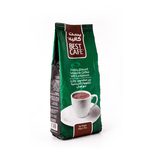 Best Cafe Freshly Ground Lebanese Coffee With Cardamom 450 g