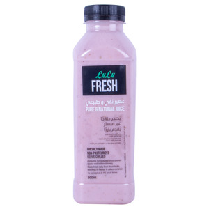 Lulu Fresh Strawberry Smoothie 500ml