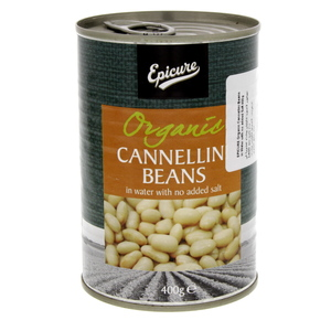 Epicure Organic Cannellini Beans 400g