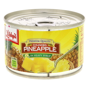 Libby's Pineapple Chunks 227g