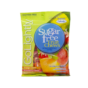 Splenda Sugar Free Assorted  Fruit Chews 78g