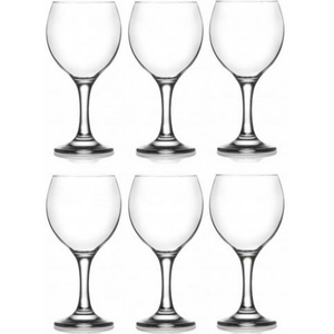 Art & Craft Misket Wine Glass 6pcs 365ml