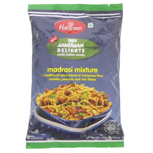 Haldiram's Madrasi Mixture 200g