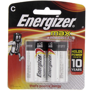 Energiser Max+ Power seal C Battery E93BP2