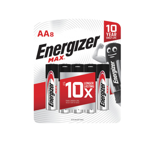 Energiser Max+ Power seal AA Battery E91BP8