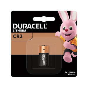 Duracell CR2  Battery  1pc