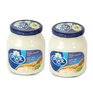 Puck Cream Cheese Spread 2 x 910g