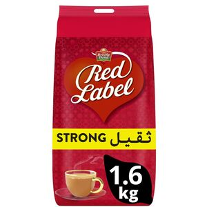 Brooke Bond Red Label Black Loose Tea 1.6kg