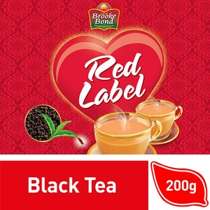 Brooke Bond Red Label Black Loose Tea 200g