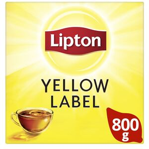 Lipton Yellow Label Black Loose Tea 800g