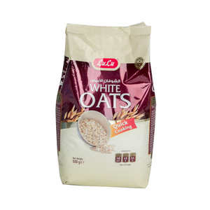 Lulu White Oats 500g