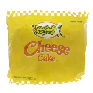Lemon Square Cheese Cake 30g