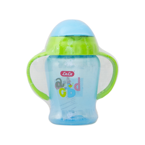 Lulu Baby Fancy Shape Filled Cup Assorted Colour 1pc