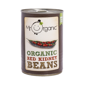 Mr. Organic Red Kidney Beans 400g