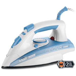 Black&Decker Steam Iron X2000-B5