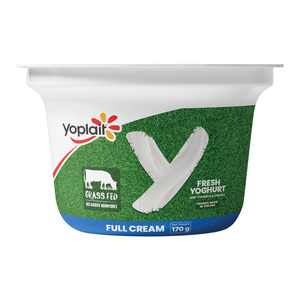 Yoplait Fresh Yoghurt Full Cream 170g