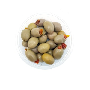 Greek Stuffed Olives With Sundried Tomato 300g Approx. Weight