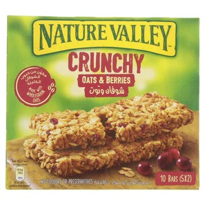 Nature Valley Oats And Berries Granola Bar 42g