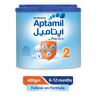 Aptamil 2 Follow On Formula Milk 400g