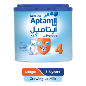 Aptamil Kid 4 Growing Up Milk 400g