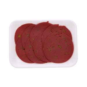 Lulu Beef Mortadella With Olive Low Fat 250g Approx. Weight