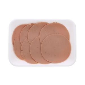 Lulu Chicken Mortadella Plain Low Fat 250g Approx. Weight