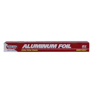 Family Train Heavy Duty Aluminum Foil 37.5sq.ft 1pc