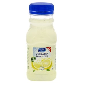 Almarai Juice Lemon And Mint With Pulp 200ml