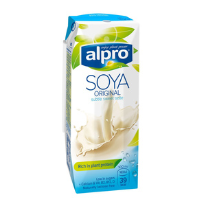 Alpro Soya Milk Original 250ml