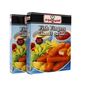 Al Kabeer Frozen Fish Finger 2 x 300g