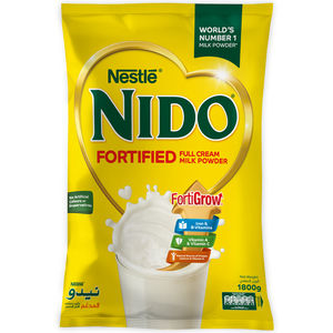Nido Fortified Full Cream Milk Powder 1.8kg