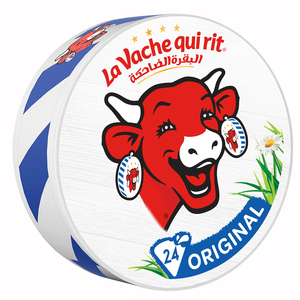 La Vache qui rit Original Spreadable Cheese Triangles 24 Portions 360g