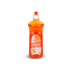 Lulu Dish Wash Liquid  Orange 500ml