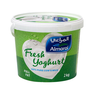 Al Marai Fresh Yoghurt Full Cream 2kg