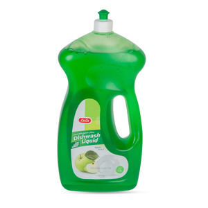 Lulu Dishwash Liquid Apple 1.5Litre