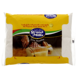 Grand Mills Flour No:1, 1 Kg