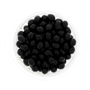 Hutesa Spanish Whole Black Olives 300g