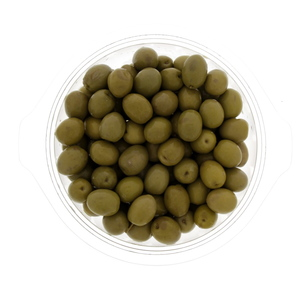 Hutesa Spanish Whole Green Olives 300g