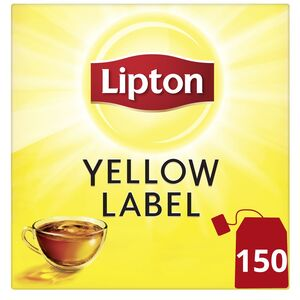 Lipton Yellow Label Black Tea 150 Teabags