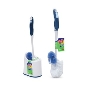 Scotch Brite Bowl & Rim Brush Set 3Pcs