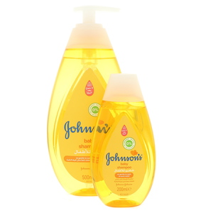Johnson's Baby Shampoo 500 ml + 200ml