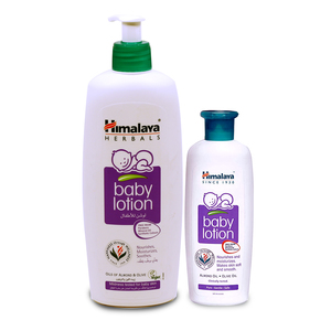 Himalaya Baby Lotion 400ml + 200ml