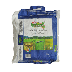 New Malabar Jaya Rice White 5kg