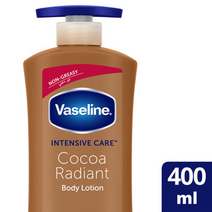 Vaseline Body Lotion Cocoa Radiant 400ml