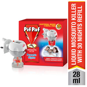 Pif Paf Power Guard Liquid Electrical Device With 30 Nights Refill