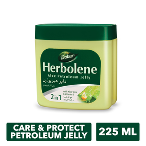 Dabur Herbolene Petroleum Jelly 225ml