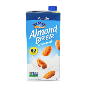 Blue Diamond Almond Milk with Vanilla 946 ml