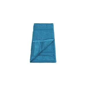 Laura Collection Face Towel Turquoise Size: W30 x L30cm