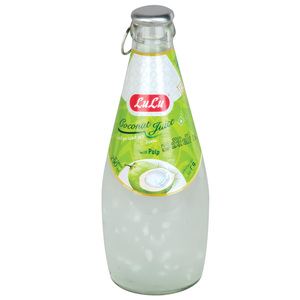 Lulu Coconut Juice With Pulp 290ml